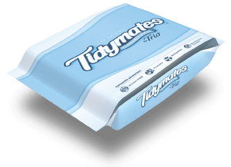 Tidymates soft-pack